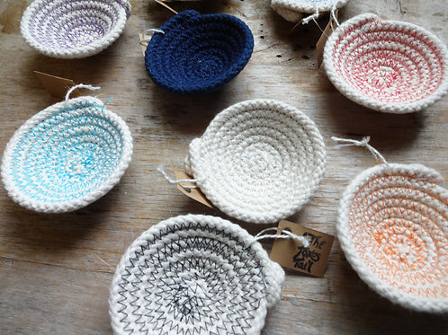 The Foxes Tail Tiny Rope Bowl
