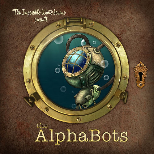 Impossible Winterbourne AlphaBots Book