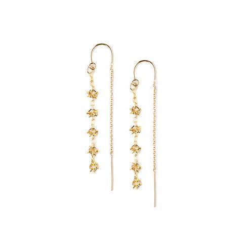 Kate Winternitz Jewelry Landon Gold Earrings