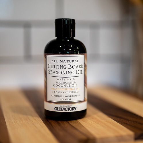 Old Factory Soap Cutting Board Oil