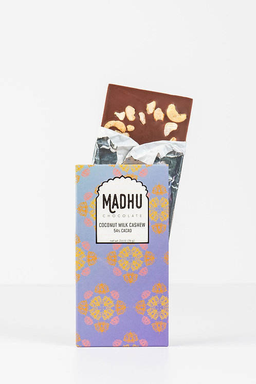 Madhu Chocolate Coconut Milk Cashew