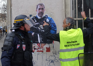 Le «moment Thatcher» d'Emmanuel Macron