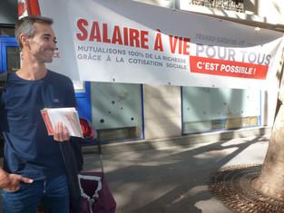"""""""Le salaire à vie qui vient : de la viralité à la réalité ?"""""""