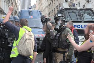 1er mai : stratégie & répression policière