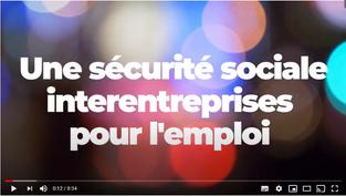 Une sécurité sociale interentreprises pour l'emploi