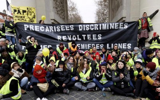 Les femmes en gilets jaunes : une expression de la profondeur du mouvement