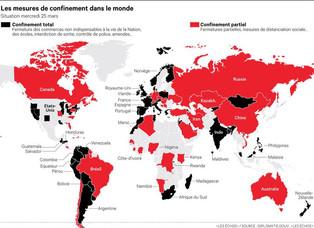 Dans le tiers-monde, un « grand confinement » dévastateur