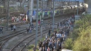 Les cheminots bloquent les rails ce mardi 18 septembre !