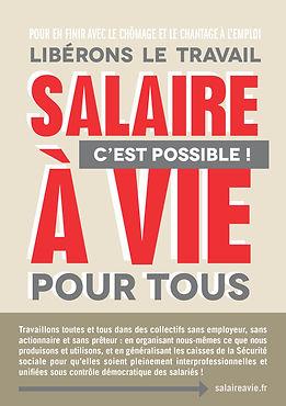 Tract Salaire à Vie