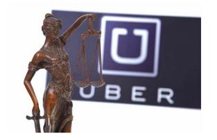 Des chauffeurs UBER bloquent plusieurs bureaux: en marche vers l'ubérisation
