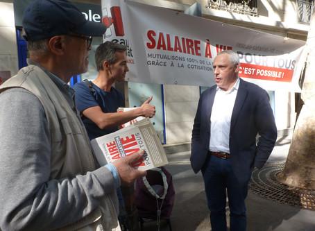 """Entretien avec Bernard Friot à propos de son prochain livre """"Un désir de communisme"""""""
