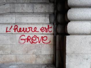 « LES CAISSES DE GRÈVE DONNENT CONFIANCE AUX GRÉVISTES ET EFFRAYENT LEURS ADVERSAIRES. »