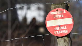 « La propriété privée n'a absolument rien de naturel »