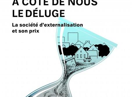 À côté de nous le déluge - La société d'externalisation et son prix de Stephan Lessenich