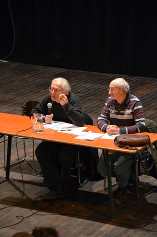 Bernard Friot à l'Université populaire du 78