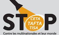Stop CETA, TAFTA, TISA