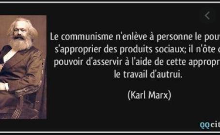 """B. Borrits : """"L'abolition de la propriété dominante favorisera la démocratie dans les entreprises """""""