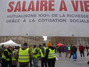 Bernard Friot : un droit au salaire à vie pour « libérer le travail de la folle logique capitaliste