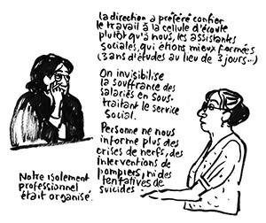 Procès France Télécom - la faute au capitalisme... et à ses dirigeants