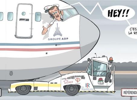 ADP ou la privatisation des grands magasins porte-avions