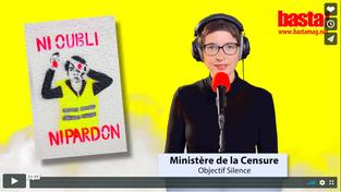 """"""" Ne parlez pas de répression ! """" vidéo La Parisienne Libérée"""