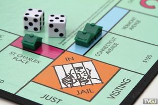 La partie de Monopoly touche à sa fin