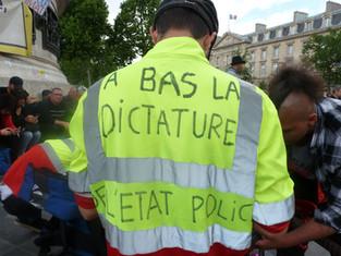 Lutte de classes en France