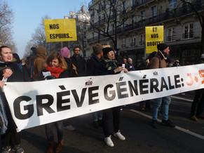 Derrière la contestation contre la réforme des retraites, un parfum d'anarcho-syndicalisme