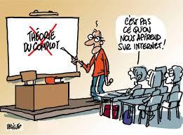 Être ou ne pas être complotiste, that is the question…