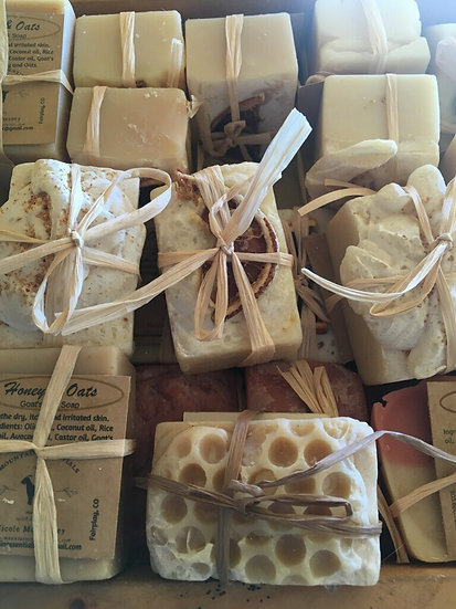 Mountain Essentials Goat Milk Soap