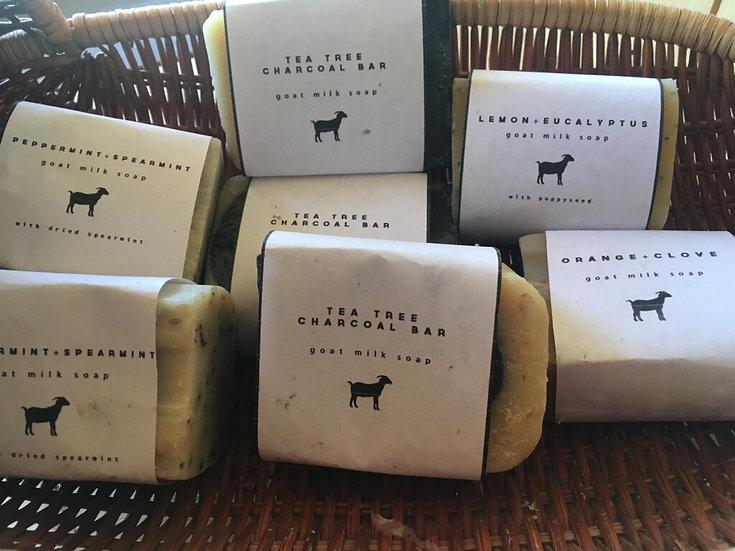 Little Burro Goat Milk Soap