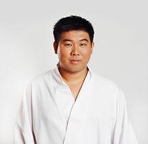 Guy in White Kimono