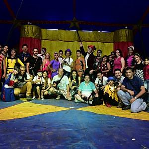 """Saída Fotográfica """"O Circo"""""""