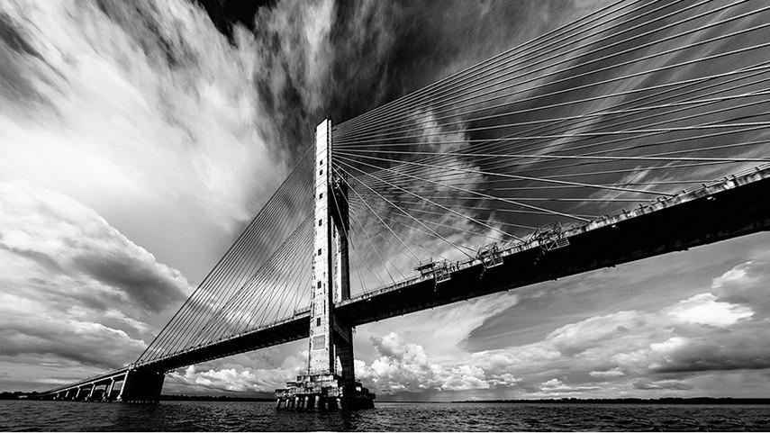 """Ponte da """"Alça Viária"""" - Belém-Pa. - 2018"""