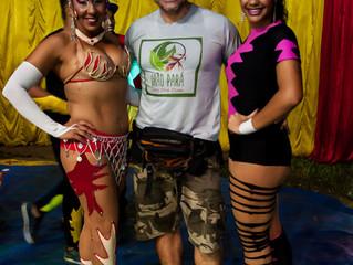 Foto Cine Clube Grão Pará faz saida em Circo