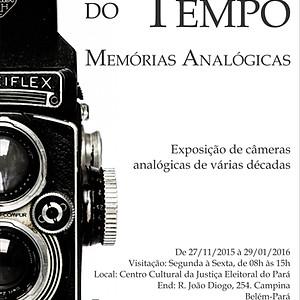 Expo Memórias Analógicas