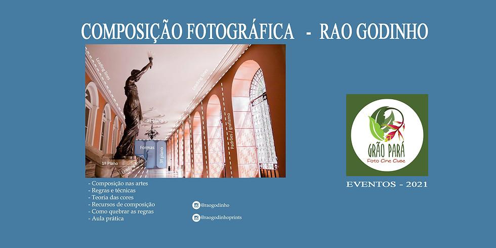 WORKSHOP DE COMPOSIÇÃO -  RAO GODINHO
