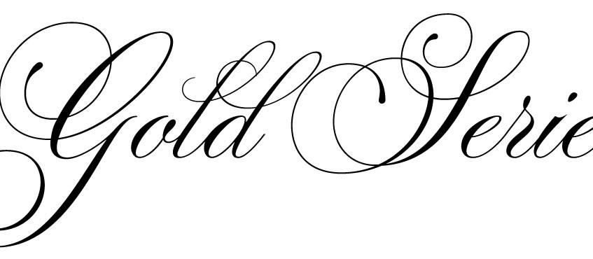 gold series logo