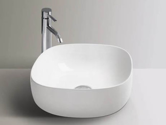 Feather edge Ceramic Vanity Basins