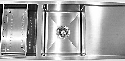 deep - Kitchen Steel Sinks