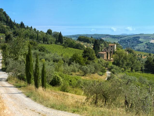 A Tuscan Villa Once Owned by Michelangelo is Offered for Sale