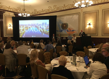 Kermit Brown Attends 2018 Who's Who in Luxury Real Estate Conference in Austin, TX