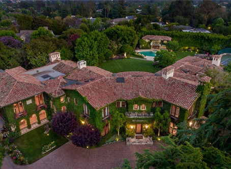 Boxing Legend Sugar Ray Leonard's Villa is Priced With a Punch of $52M