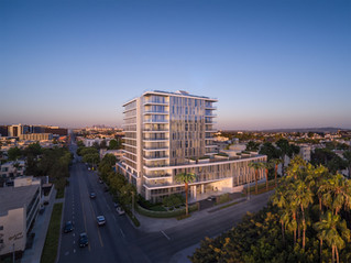 Beverly Hills Four Seasons Residences To Open Winter 2019