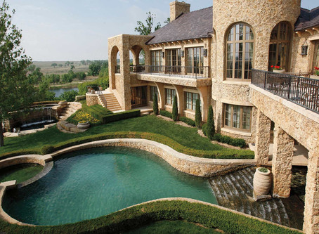 T. BOONE PICKENS 'MESA VISTA' RANCH ONE OF THE MOST EXPENSIVE PROPERTIES FOR SALE ANYWHERE I