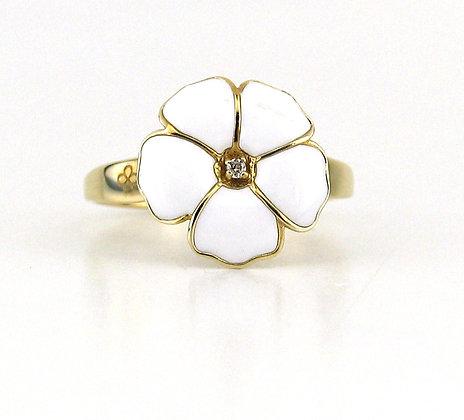 Marie Clairekiraz çiçeği yüzük
