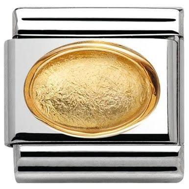 Nomination naturel veya Zirkon taşlı charmlar