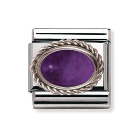 Nomination Gümüş Charm