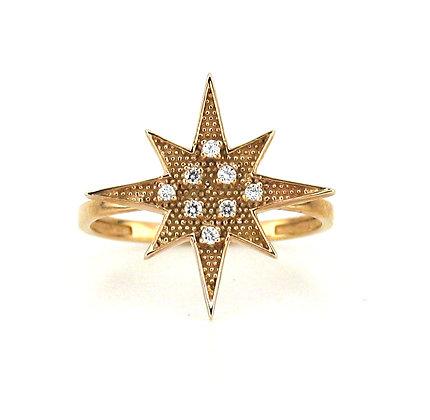 Marie Claire yıldız yüzük