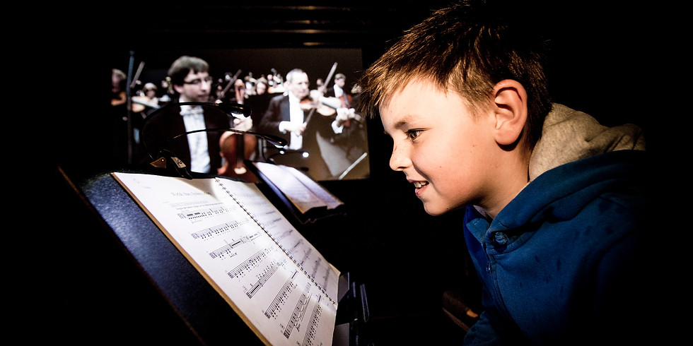 Young Artist Recital: The Virtual Orchestra